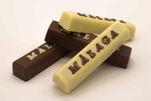 Turron chocolate Malaga