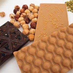Tableta chocolate Gold
