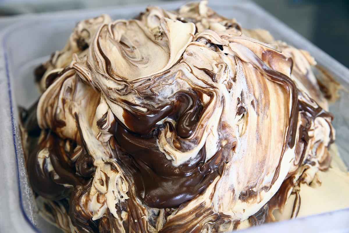 Nonna Helado Artesanal helado de nutella